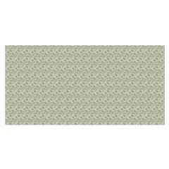Ornami Pattern Monastera Palm Leaves Vinyl Wallpaper Made in Italy Digital Print