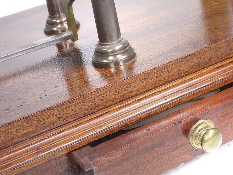 Brass Ornate 1840 Victorian Wool Winder For Sale