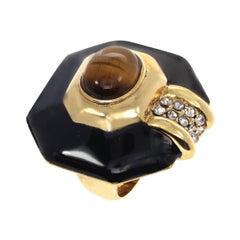 Ornate Octave Ring
