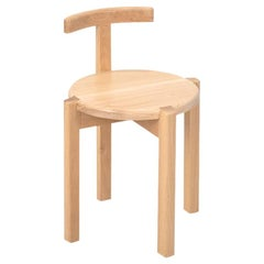 ORNO Contemporary Chair in Solid Hardwood by Ries