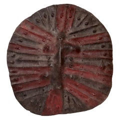 Oromo Ethiopia Hide Shield for War or Hunting African Tribal Art Wall Sculpture
