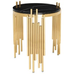 Ororods Round Side Table