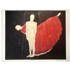 """Orpheus"" Archival Print by Louis Shields"
