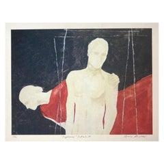 """Orpheus Detail II"" Archival Print by Louis Shields"