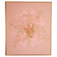 Orquídea III 'Framed'
