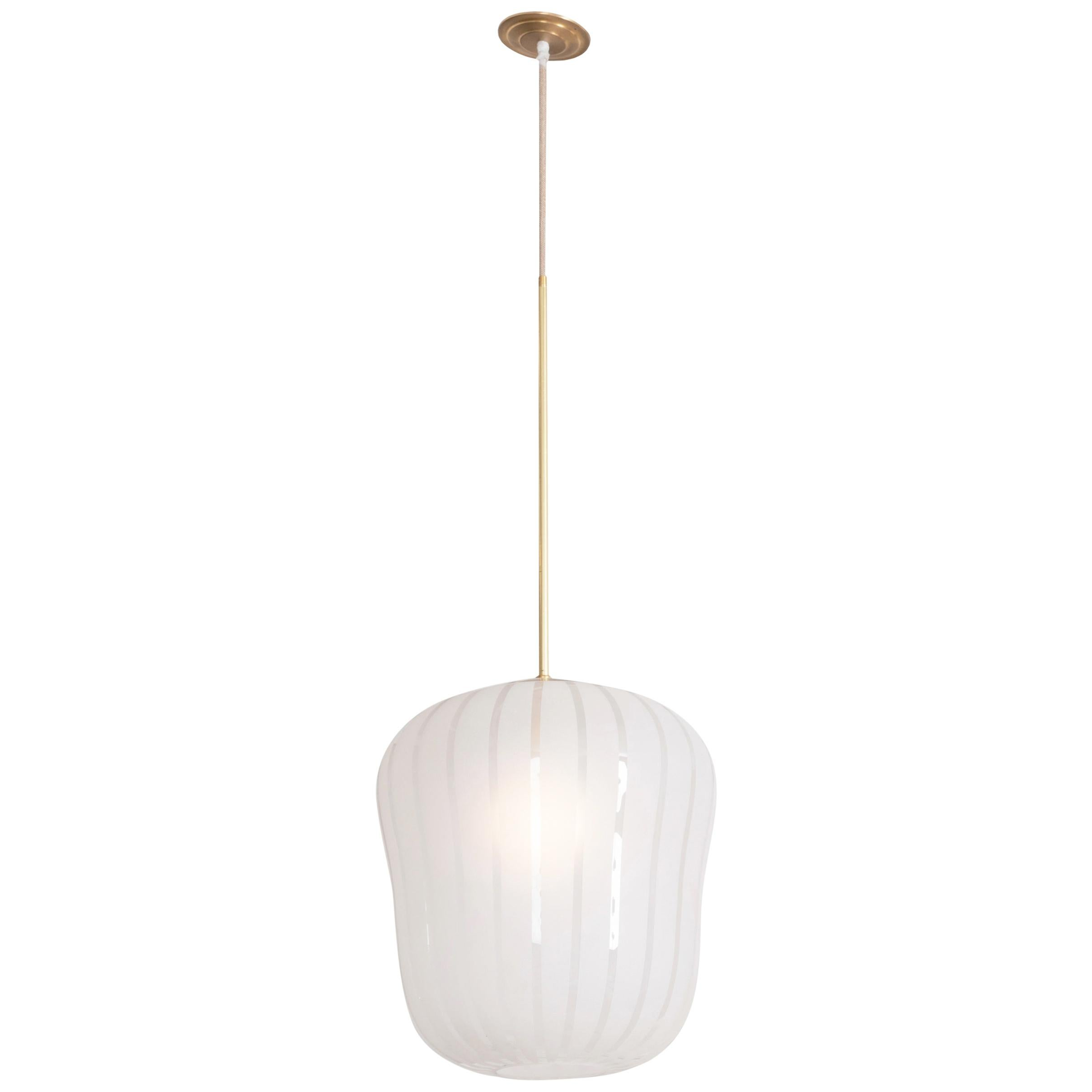 Orrefors Ceiling Fixture by Gunnel Nyman