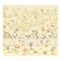 Orsay Garden Chinoiserie Wallpaper
