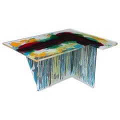 "OrtaMiklos, ""Dripping Table"", 2020"