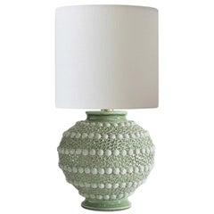 Ortensia Maiolica Lamp