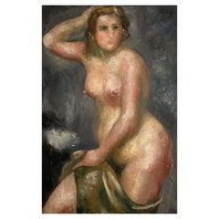 """Ortiz De Zarate Manuel """"Standing Nude"""""""