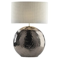 Orus Ceramic Table Lamp Oxyd