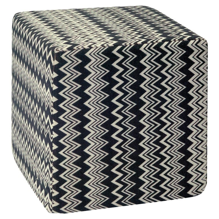 Orvault Cube Pouf For Sale