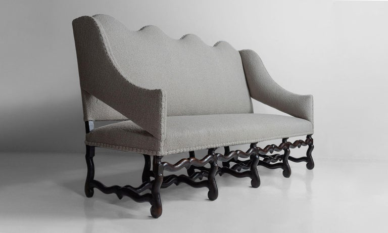 Os de Mouton Sofa In Good Condition For Sale In Culver City, CA
