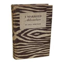 Osa Johnson's I Married Adventure, 1940