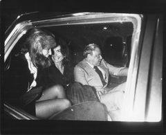 Jackie Kennedy & Frank Sinatra - Original Press