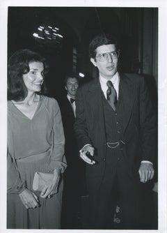 Jackie Kennedy & Marvin Hamlisch