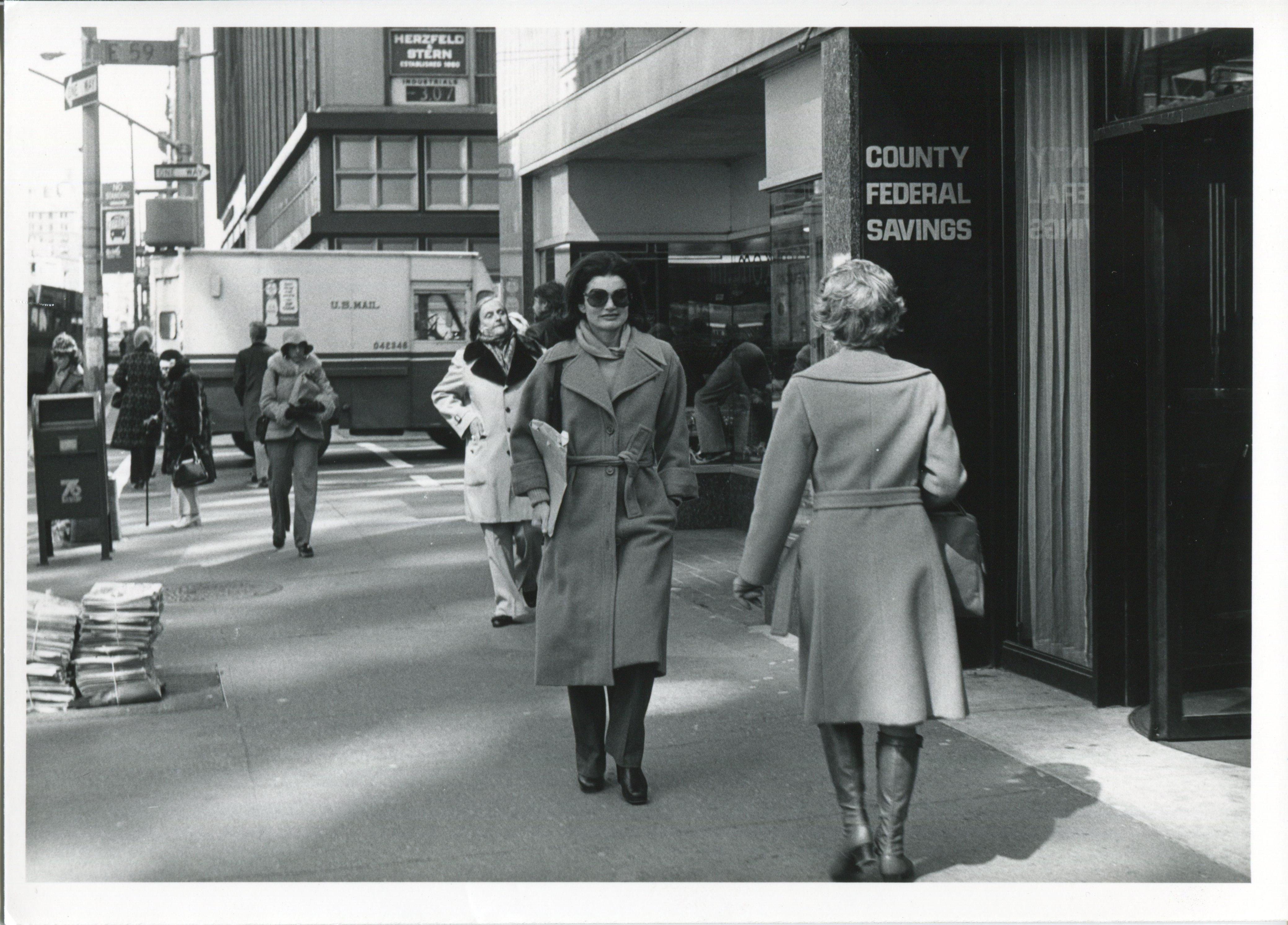 Jackie Kennedy  - Original Press Photo
