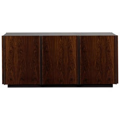 Oscar Credenza Brazilian Natural Wood Handmade Sophisticated Details 180