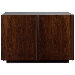 Oscar Credenza Natural Wood Handmaid Details Luxury Furniture 120