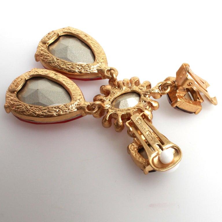 Women's Oscar de la Renta Earrings