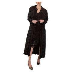 Oscar De La Renta Evening Coat