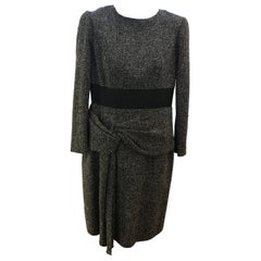 Oscar de la Renta Tweed Dress (16 US)