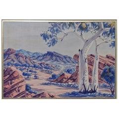 Oscar Namatjira, Aboriginal Art
