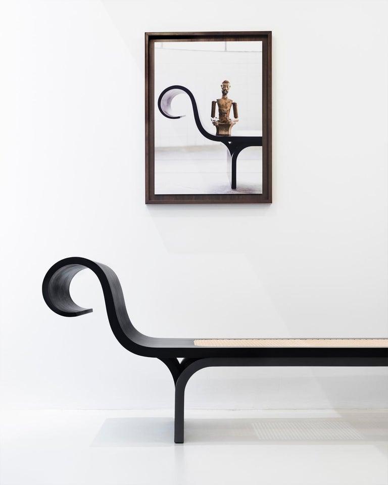 Oscar Niemeyer Modern Bench