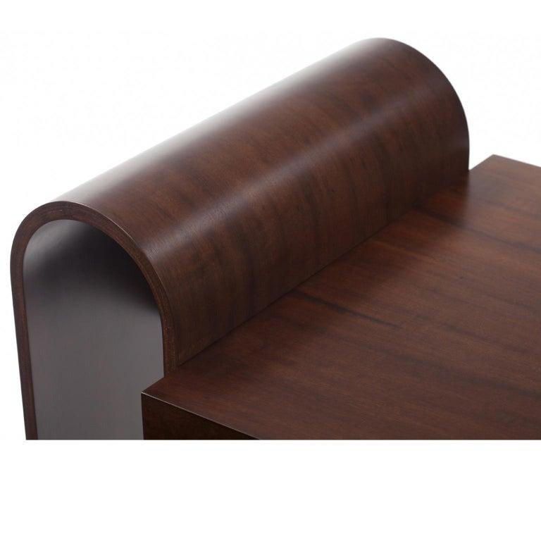 Woodwork Oscar Niemeyer Modern