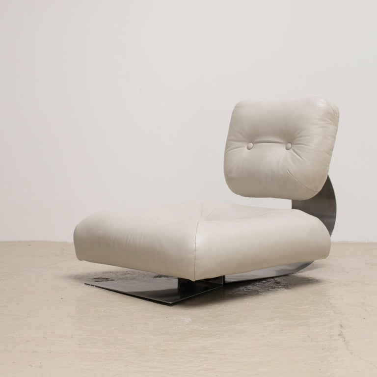 Brazilian Oscar Niemeyer White
