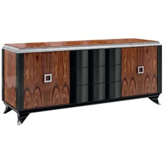 Oscar Sideboard with 2 Doors and 3 Drawers