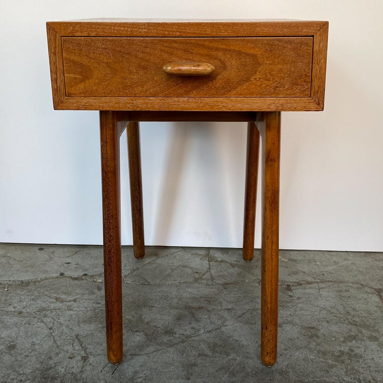 Oscar Stonorov and Willo von Moltke Organic Design Nightstand In Good Condition For Sale In New York, NY
