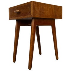 Oscar Stonorov and Willo von Moltke Organic Design Nightstand