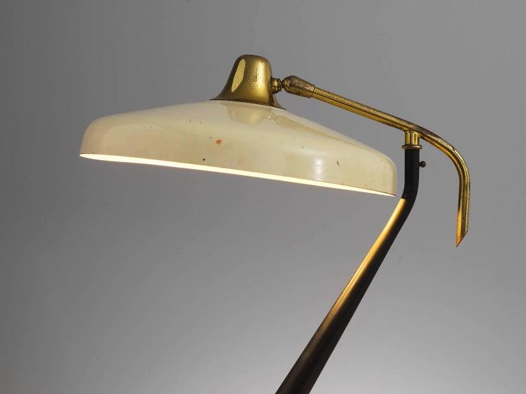Mid-Century Modern Oscar Torlasco for Lumi Desk Lamp For Sale