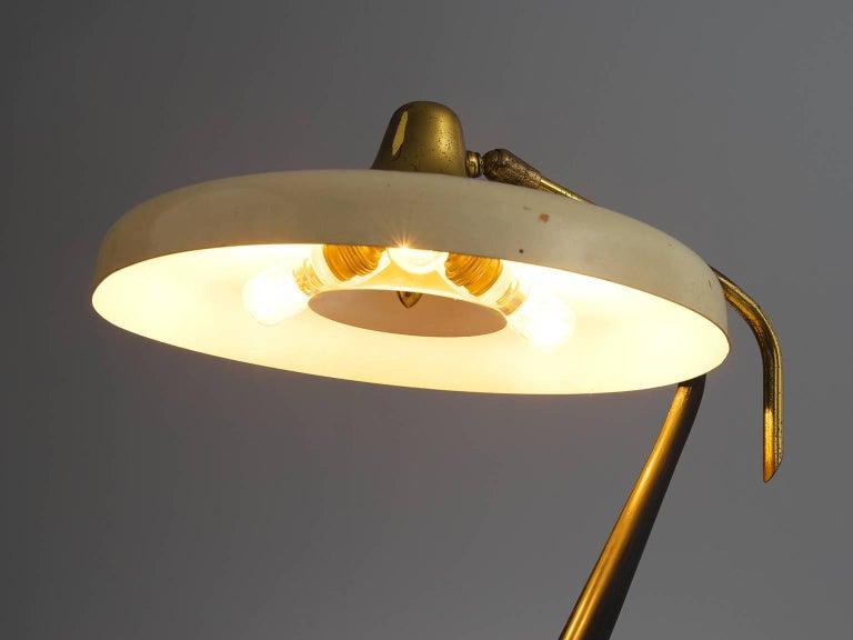Mid-20th Century Oscar Torlasco for Lumi Desk Lamp For Sale
