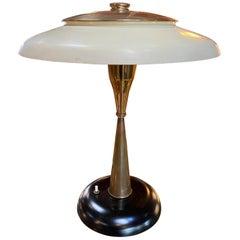 Oscar Torlasco for LUMI Desk Lamp, Italy, 1950s