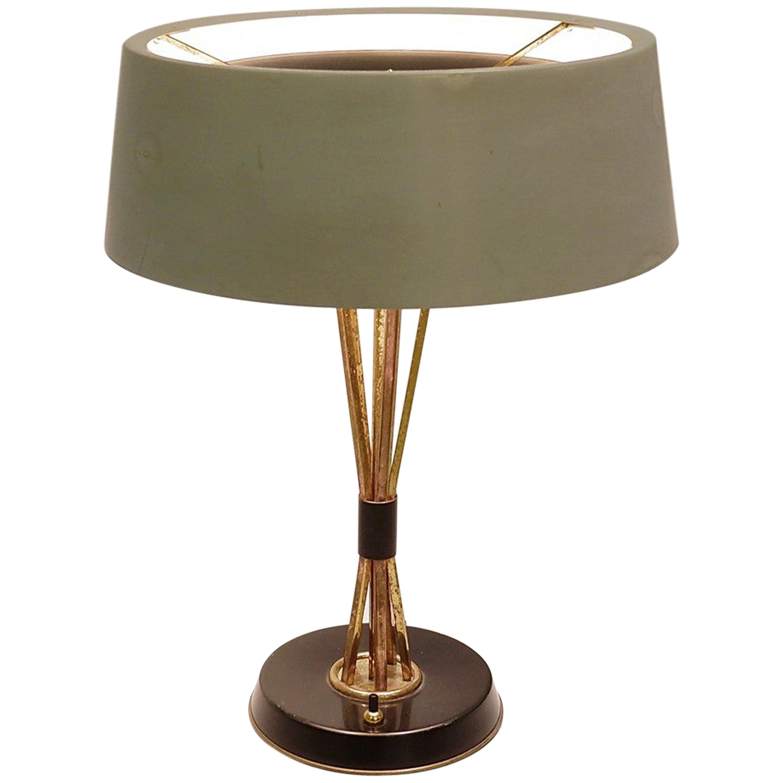 Oscar Torlasco for Lumi Table Lamp 'Model 476', 1950s