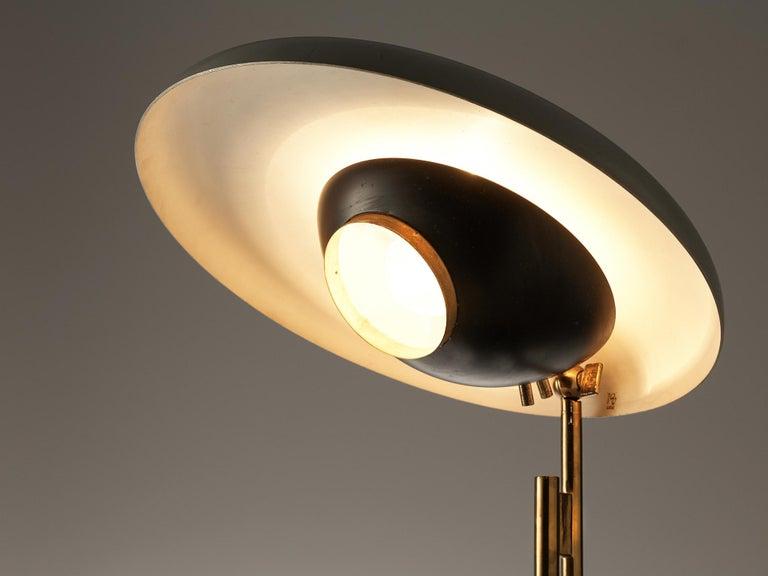 Italian Oscar Torlasco for Lumi Table Lamp Model '555'