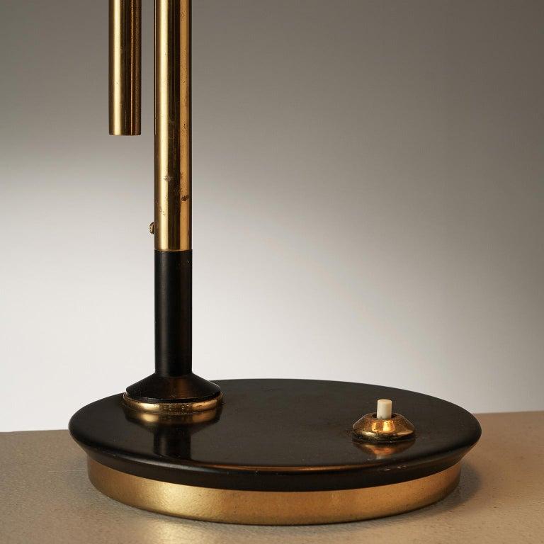 Mid-20th Century Oscar Torlasco for Lumi Table Lamp Model '555'