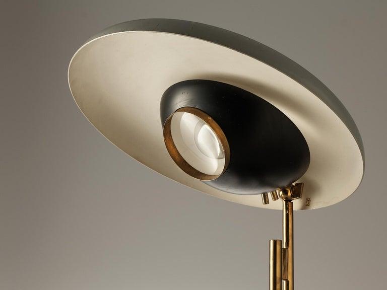 Oscar Torlasco for Lumi Table Lamp Model '555' 1