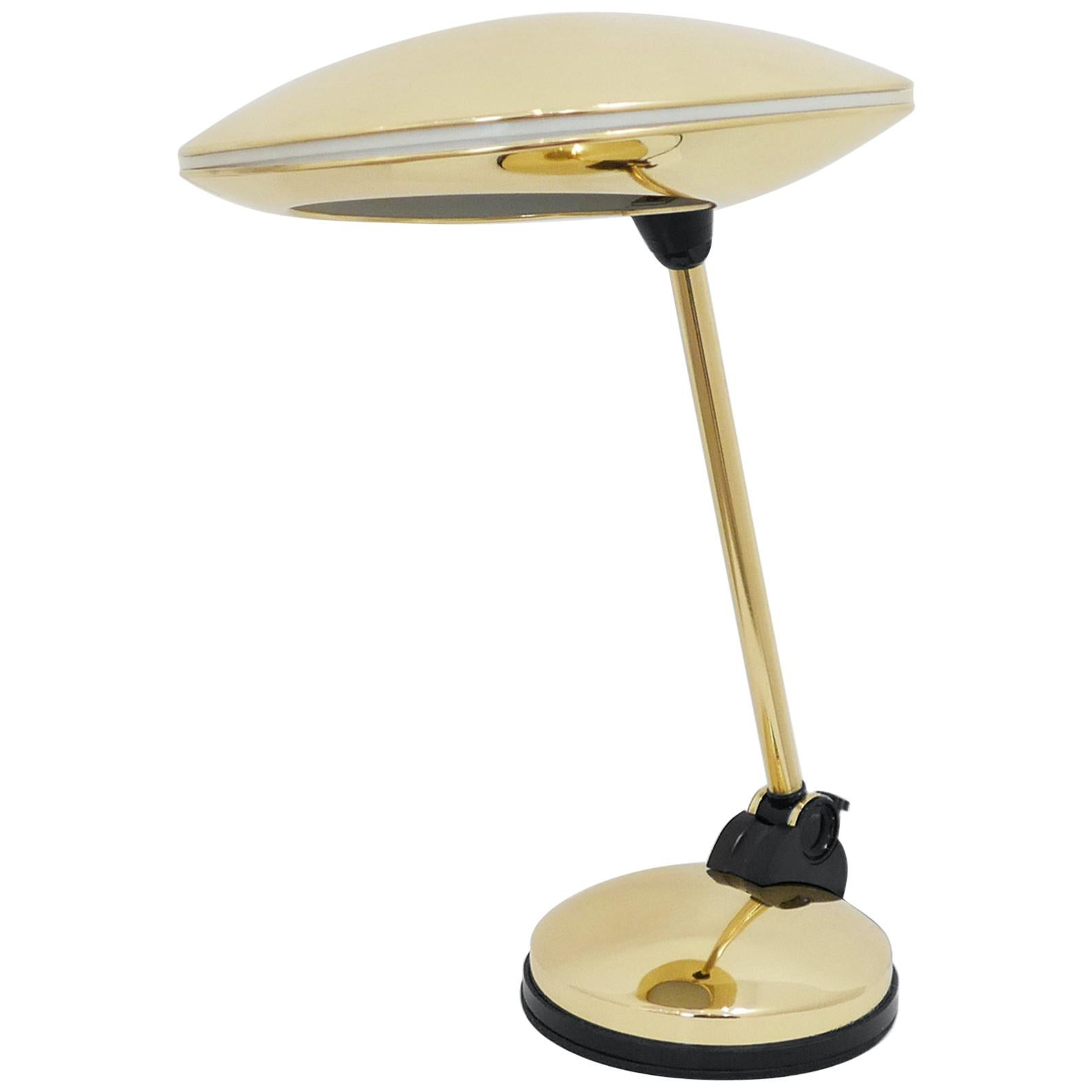 Oscar Torlasco Midcentury Desk Lamp, circa 1950s