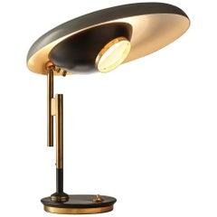 Oscar Torlasco Table Lamp '555' for Lumi