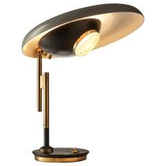 Oscar Torlasco Table Lamp '555' for Lumi, Italy