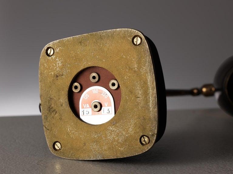 Oscar Torlasco Table Lamp for Lumi For Sale 2