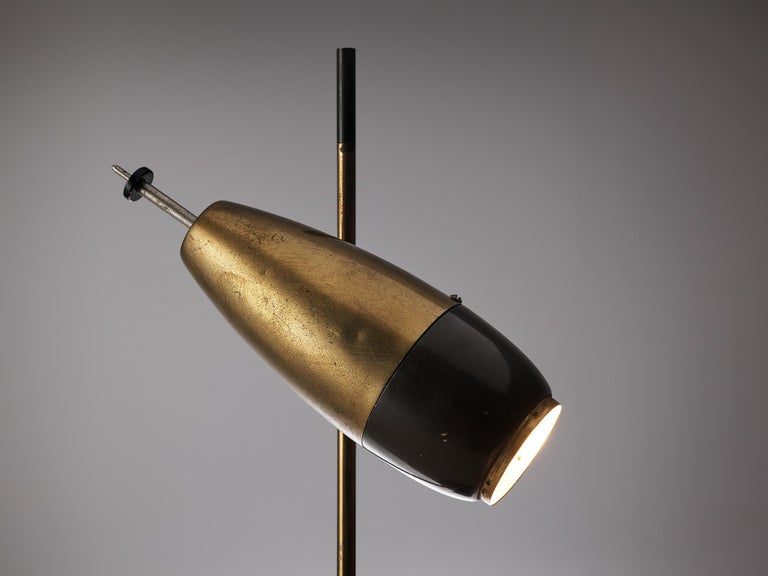 Italian Oscar Torlasco Table Lamp for Lumi