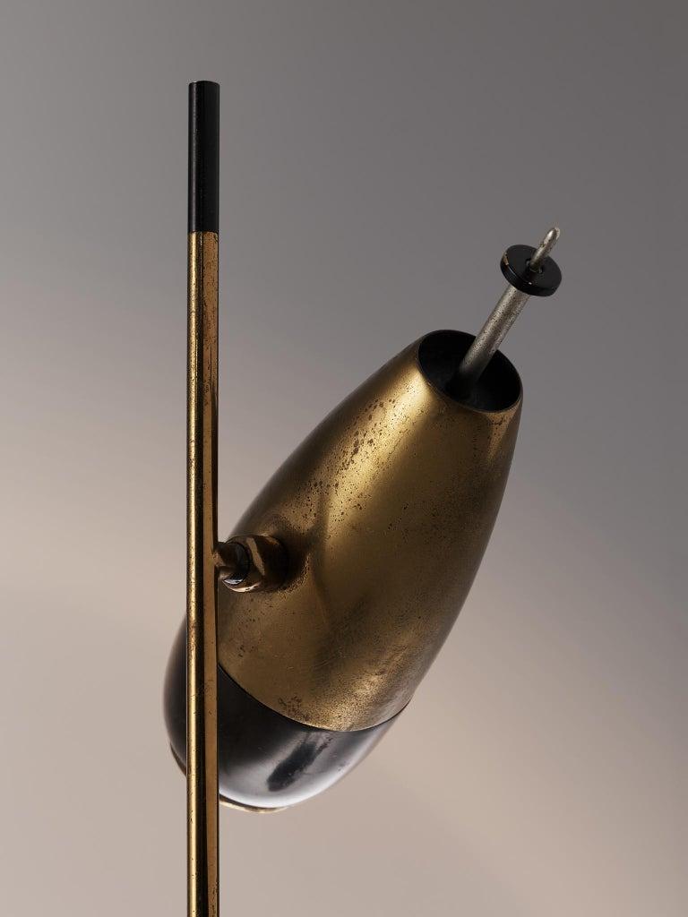 Oscar Torlasco Table Lamp for Lumi In Good Condition In Waalwijk, NL