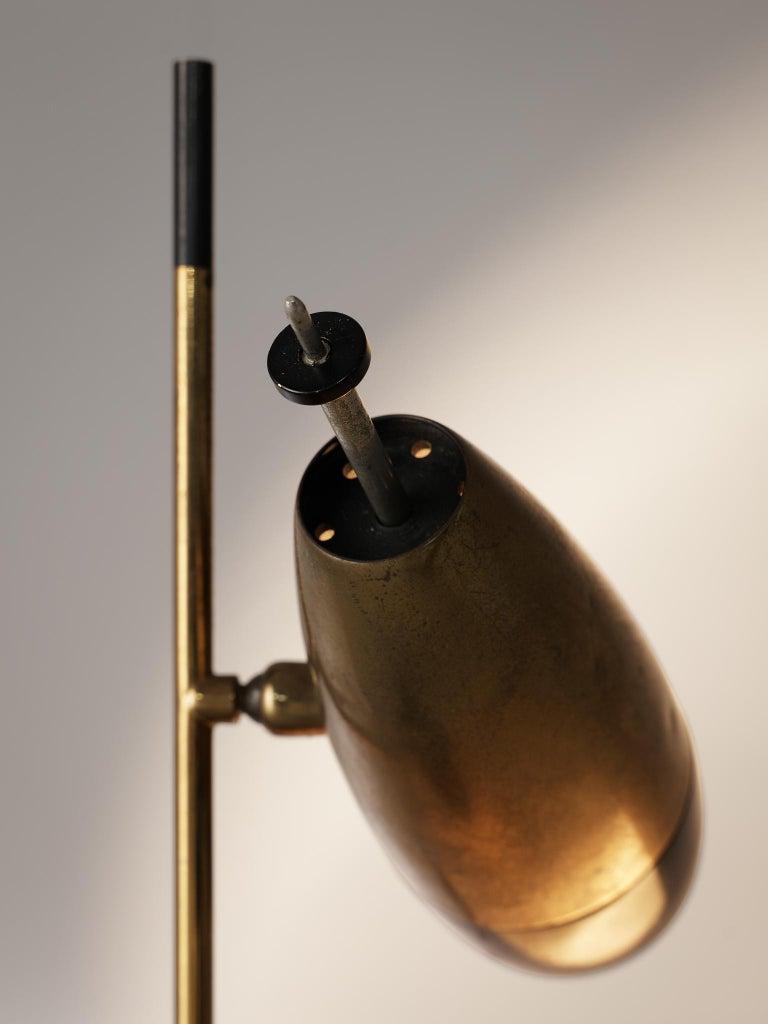 Oscar Torlasco Table Lamp for Lumi For Sale 1