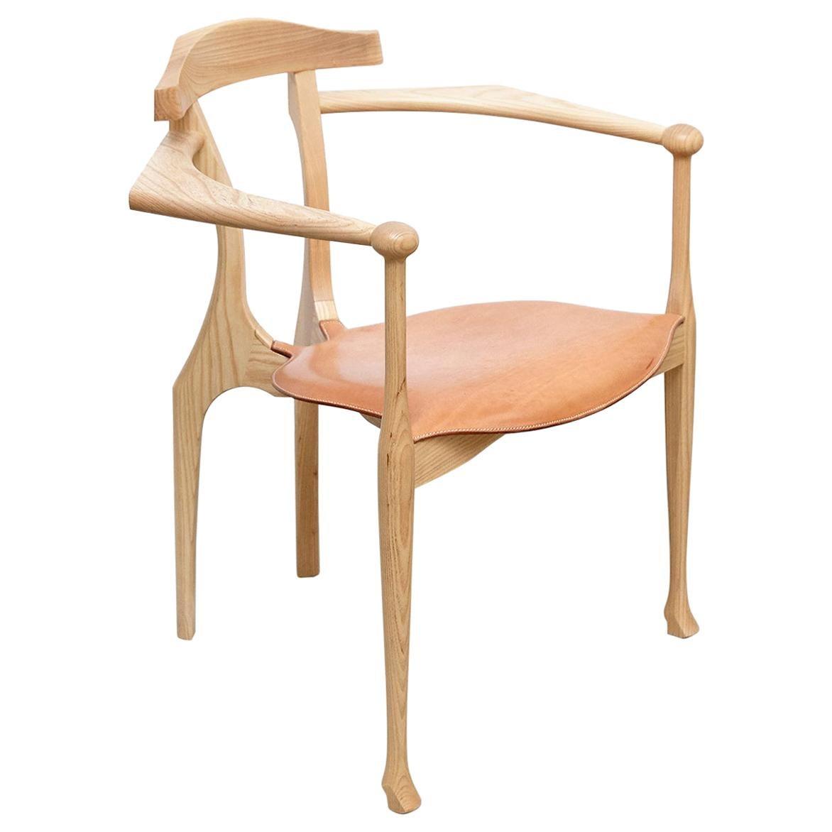 Oscar Tusquets Gaulino Armchair Prototype