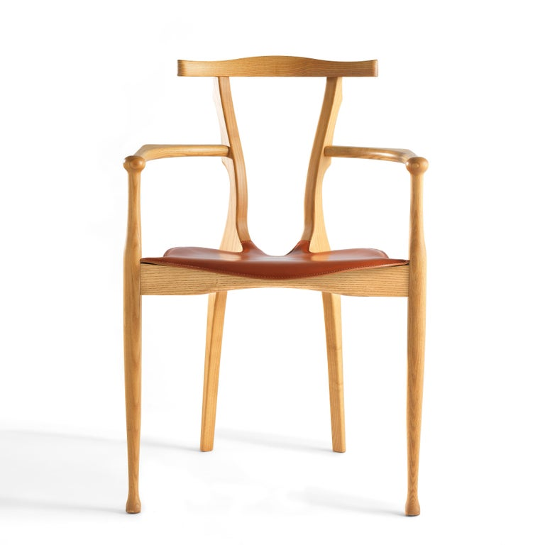Gaulino chair designed by Oscar tusquets manufactured by BD Barcelona.