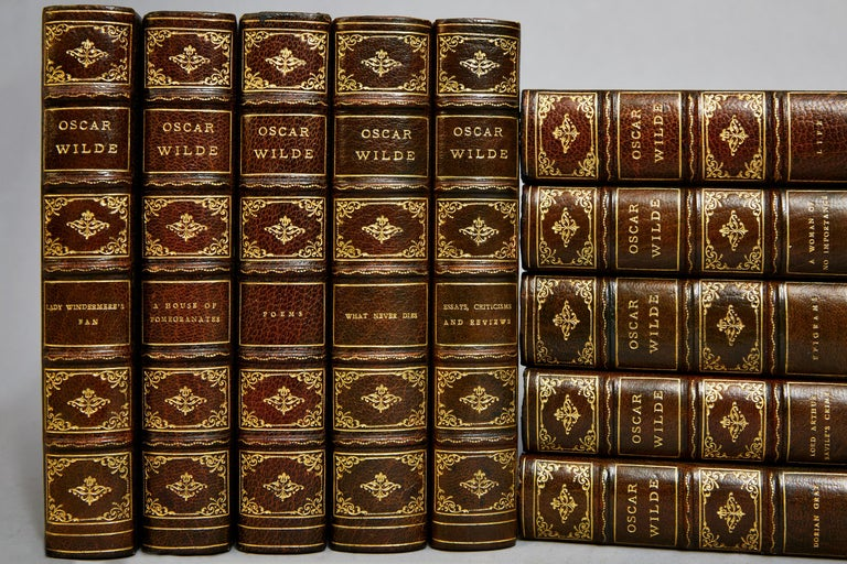 Uniform Edition  Oscar Fingal O'Flahertie Wills Wilde (1854-1900) was an Irish poet and playwright. After writing in different forms throughout the 1880s, the early 1890s saw him become one of the most popular playwrights in London. He is best